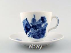 26 sets Royal Copenhagen Blue flower braided, espresso cup and saucer