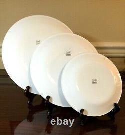56 Piece Set Corelle SPRING BLOSSOM CRAZY DAISY Plates Bowls Cups Saucers