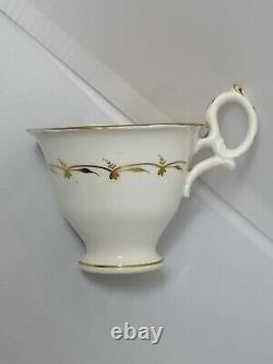 Coalport cup and saucer Hand painted. 1830 perfect