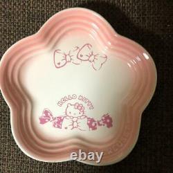 Le Creuset x Sanrio Hello Kitty collaboration Cup & Saucer Pair Set