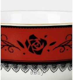 Rozen Maiden Shinku Cup & Saucer Rose flower interior armabianca NEW JAPAN