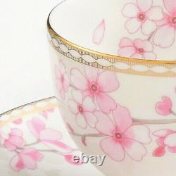WEDGWOOD Spring Blossom Cup&Saucer bone china Japan